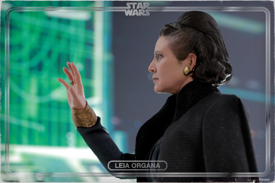 Hot Toys : Star Wars The Last Jedi 1/6th scale Leia Organa  Leia_t11