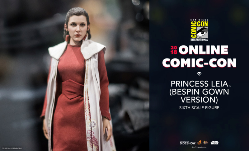 Hot Toys Star Wars - Princess Leia (Bespin) Sixth Scale Fig. Leiabe10