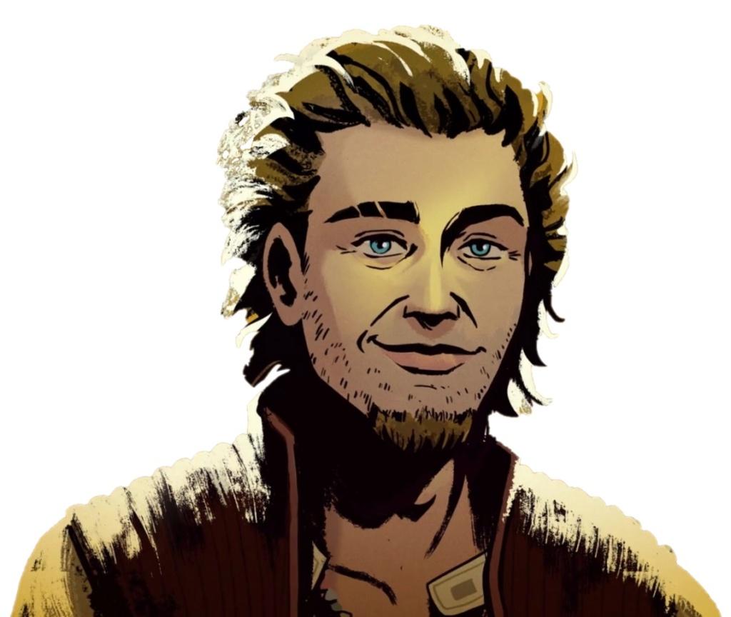Star Wars La Haute République : Les Personnages Leoxgy10