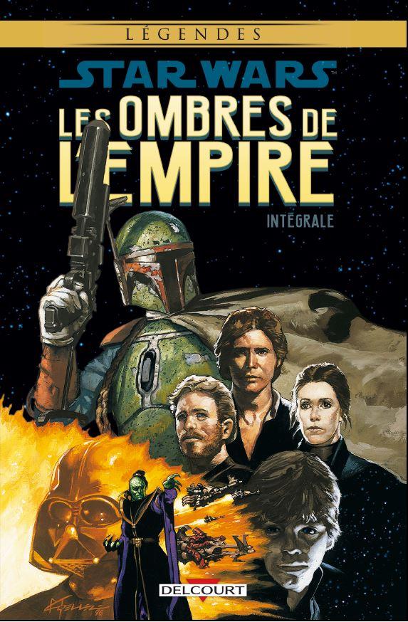 Les Ombres de l'Empire - Intégrale - DELCOURT Les_om10