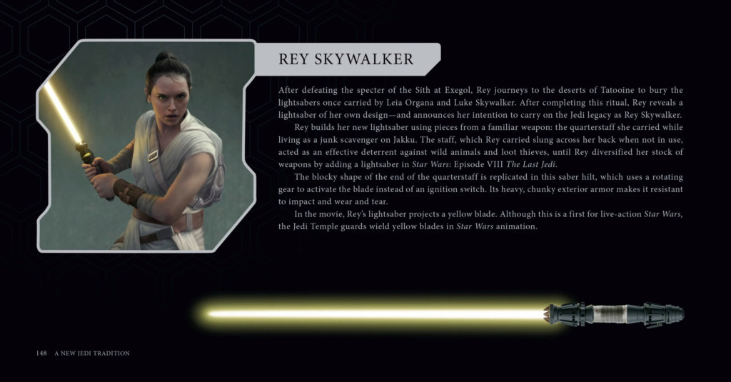Star Wars - the Lightsaber Collection - Daniel Wallace Lights33