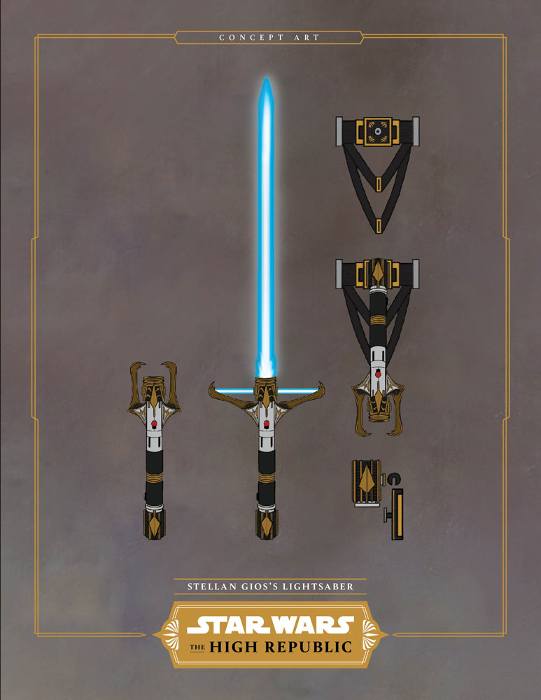 Star Wars - the Lightsaber Collection - Daniel Wallace Lights38