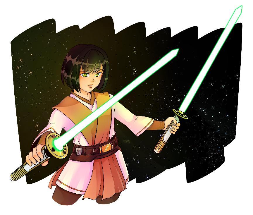 Star Wars La Haute République : Les Jedis & Padawans Lily_t13
