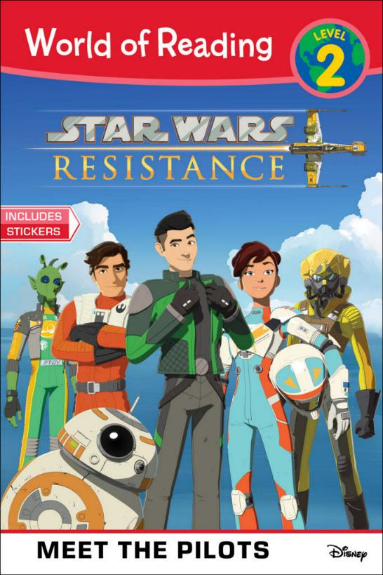 STAR WARS RESISTANCE - Les NEWS Livre_10