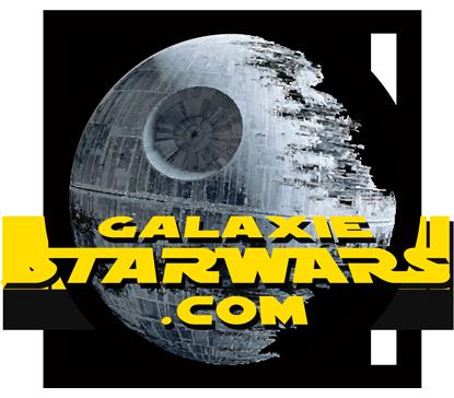 Avec Galaxie Star Wars, suivez l'actualité Star Wars en VF - Portail Logo-211