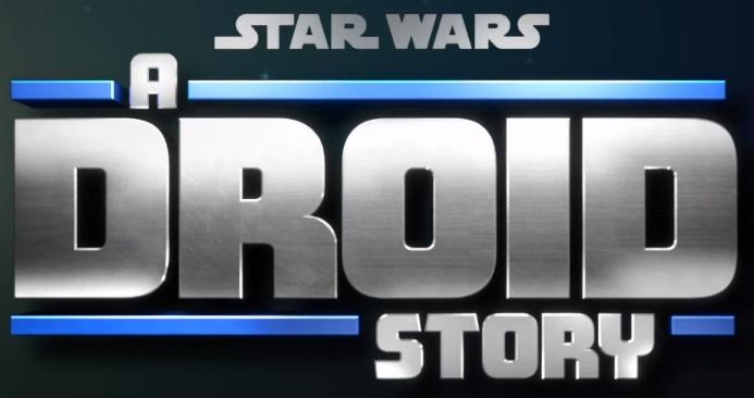 Star Wars A Droid Story : Les NOUVELLES de la série animée Logo10