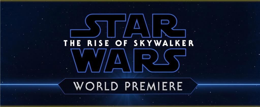 9 - Star Wars The Rise Of Skywalker - Les avants premières  Logo11