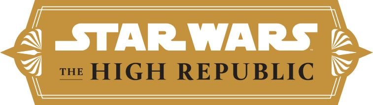 L'univers STAR WARS: THE HIGH REPUBLIC Logo12