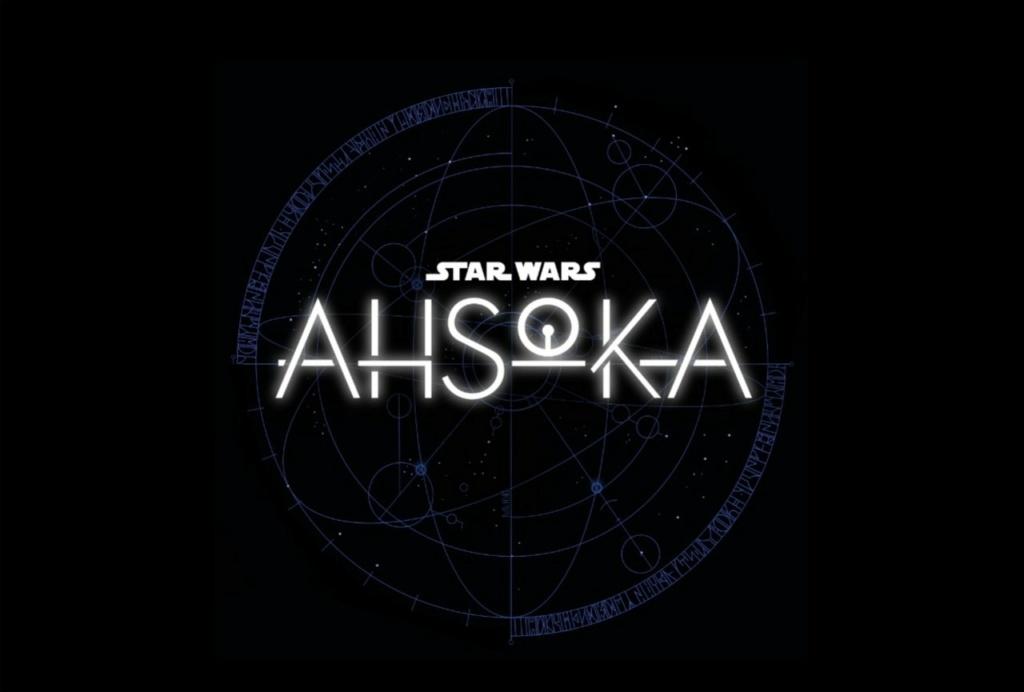 Star Wars Ahsoka : Les NOUVELLES de la série Disney+  Logo13