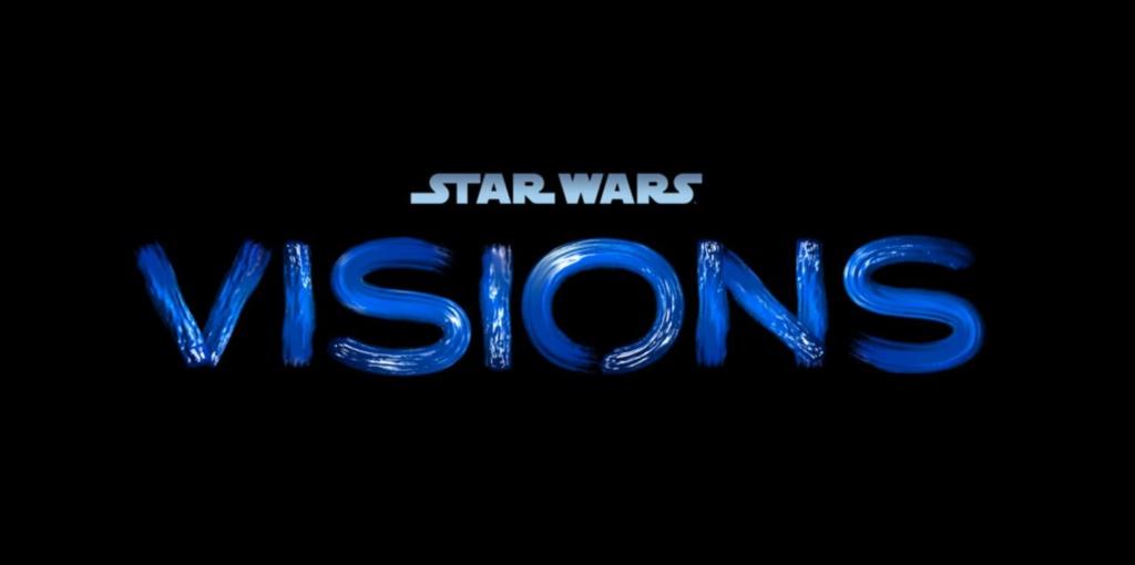 Les NOUVELLES de la série Star Wars Visions - Disney+  Logo15