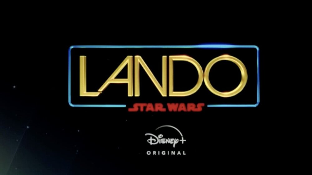 Star Wars Lando : Les NOUVELLES de la série Disney+  Logo17