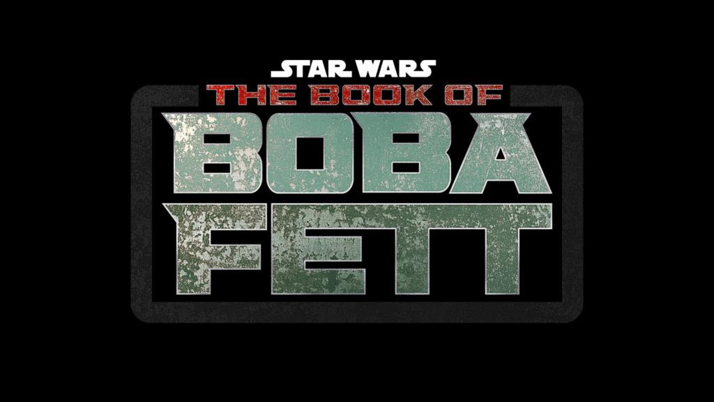 Star Wars The Book Of Boba Fett : Les NOUVELLES de la série Logo18