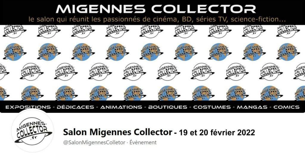 Migennes Collector - 19 et 20 février 2022 Logo22