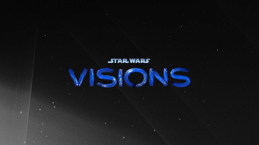 Star Wars Visions : Les NOUVELLES de la série Disney+  Logo_012