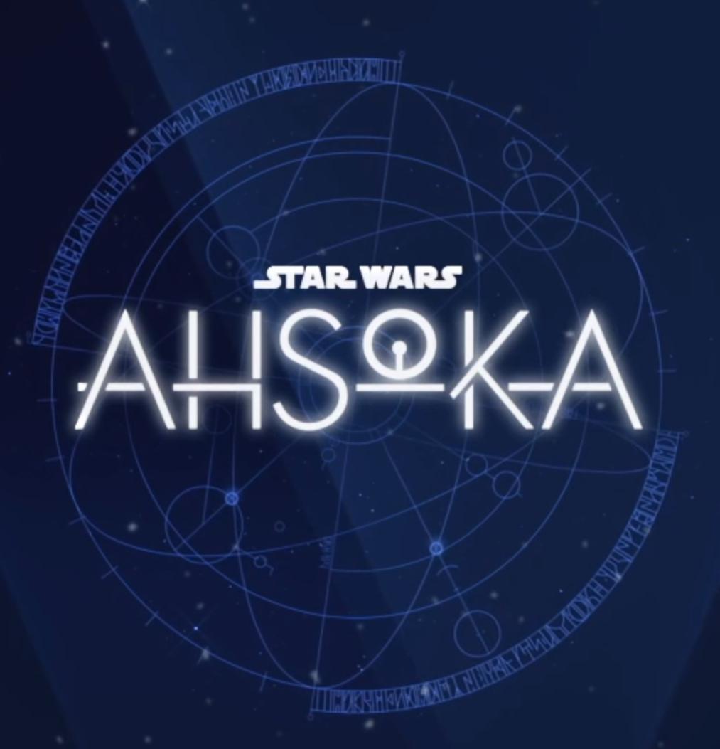 Star Wars Ahsoka : Les NOUVELLES de la série Disney+  Logo_i11