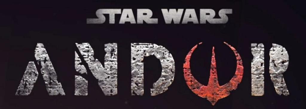 Les NOUVELLES de la série Star Wars Andor Logo_i12