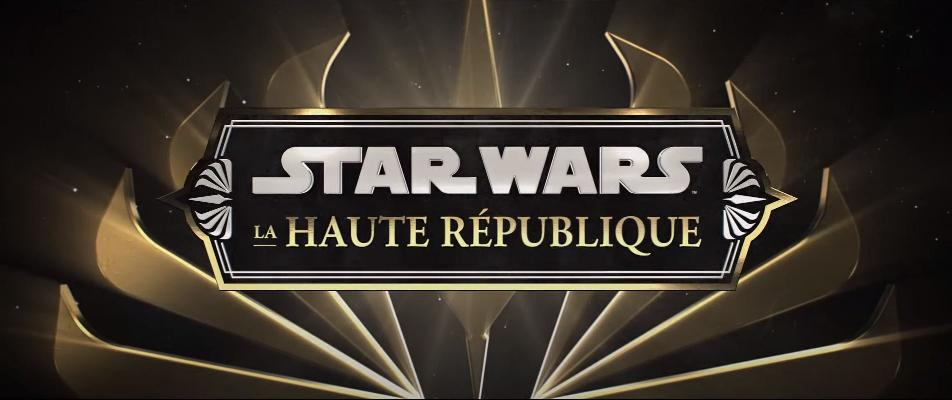 Star Wars La Haute République : Les Personnages Logo_v16