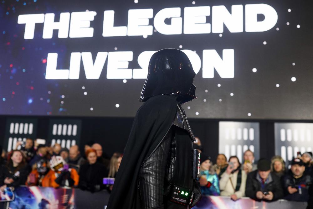 9 - Star Wars The Rise Of Skywalker - Les avants premières  London16