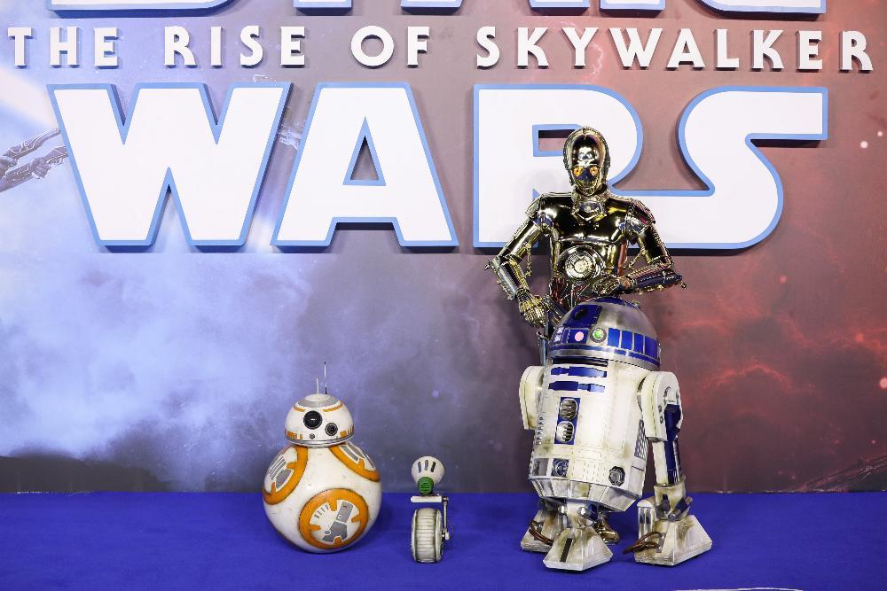 9 - Star Wars The Rise Of Skywalker - Les avants premières  London18