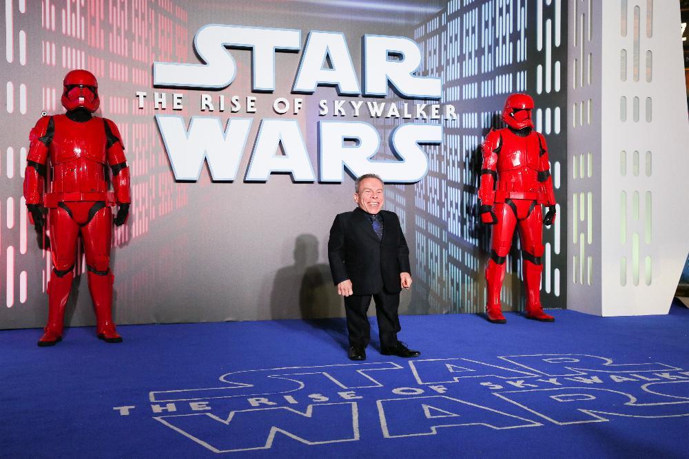 9 - Star Wars The Rise Of Skywalker - Les avants premières  London20