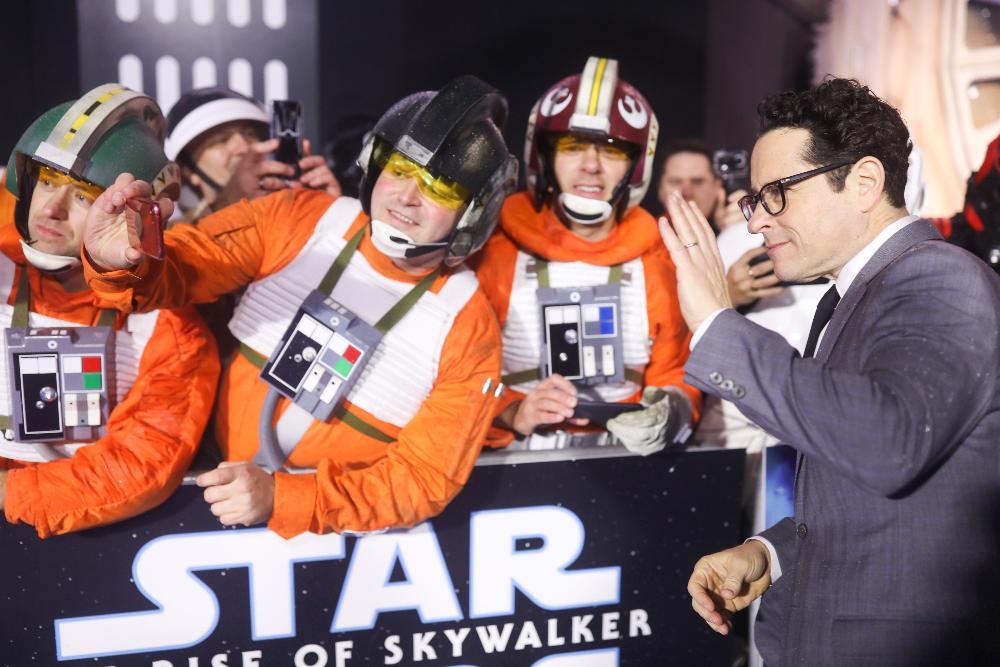 9 - Star Wars The Rise Of Skywalker - Les avants premières  London21