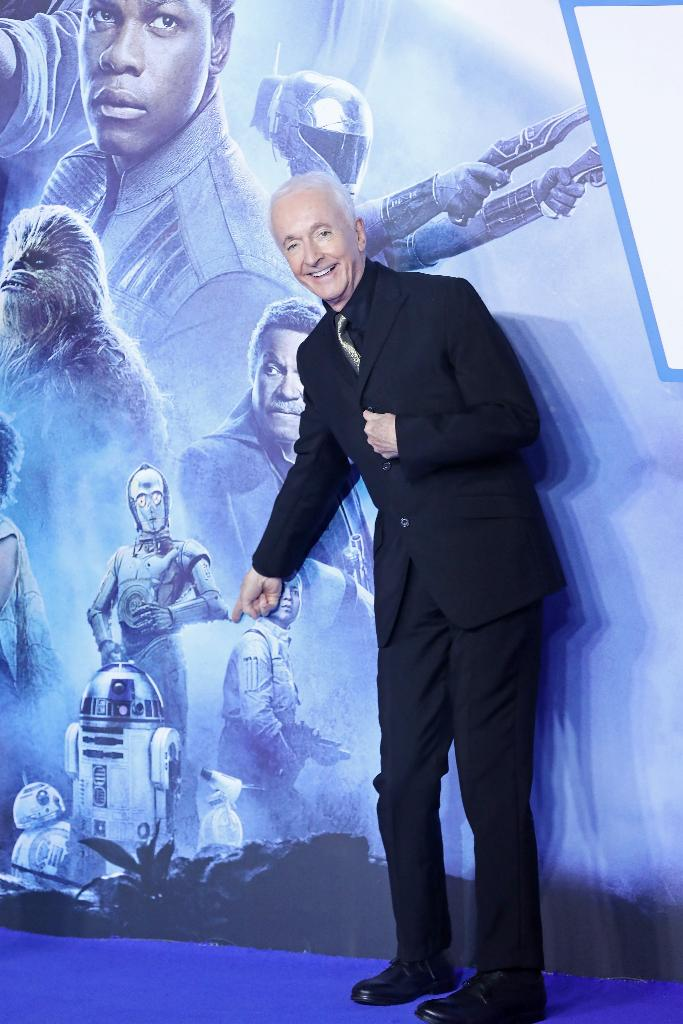 9 - Star Wars The Rise Of Skywalker - Les avants premières  London23