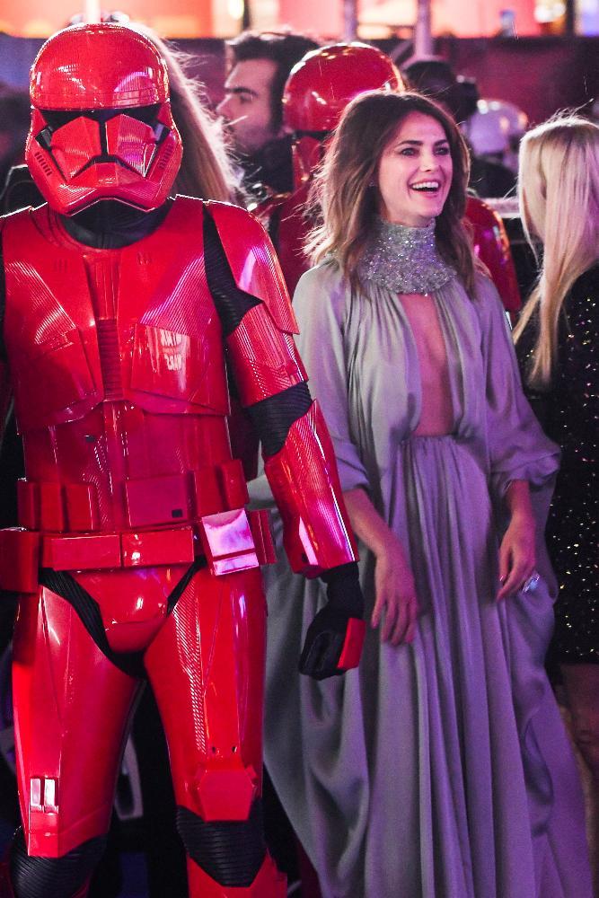 9 - Star Wars The Rise Of Skywalker - Les avants premières  London24