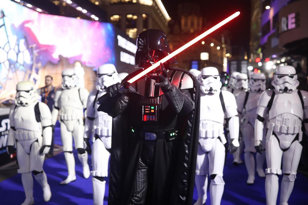 9 - Star Wars The Rise Of Skywalker - Les avants premières  London27