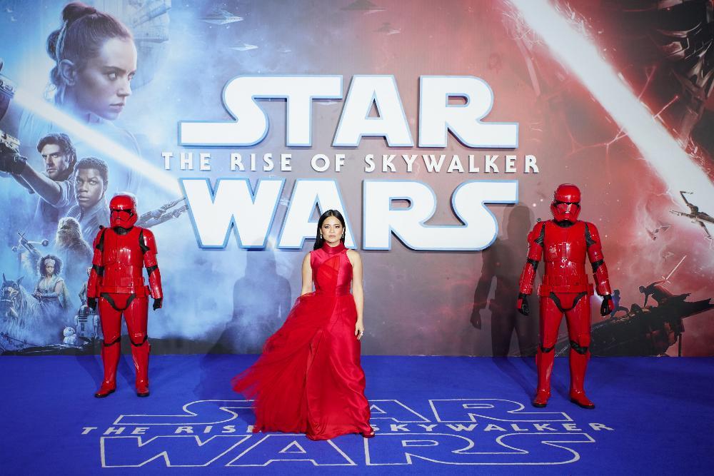 9 - Star Wars The Rise Of Skywalker - Les avants premières  London29