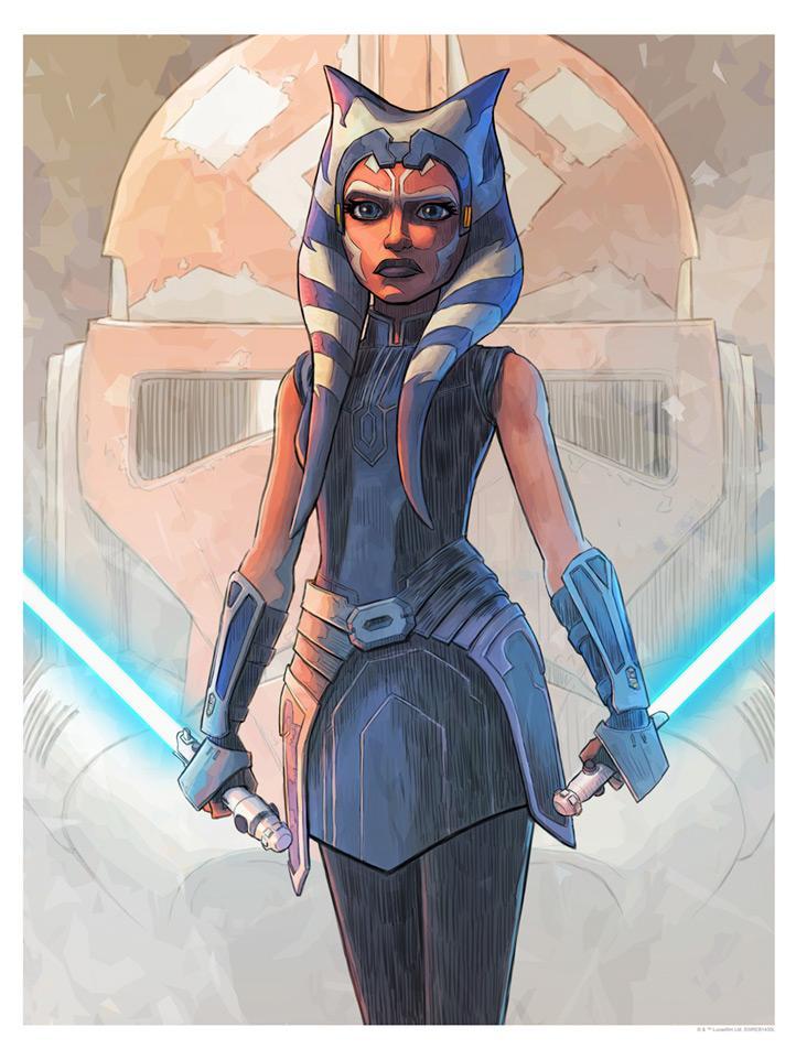 Loyalty - Artwork Star Wars Exclu SDCC 2020 - ACME Archives  Loyalt10