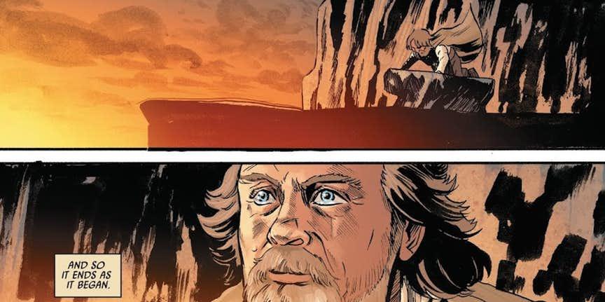MARVEL - STAR WARS The Last Jedi Luke-d10