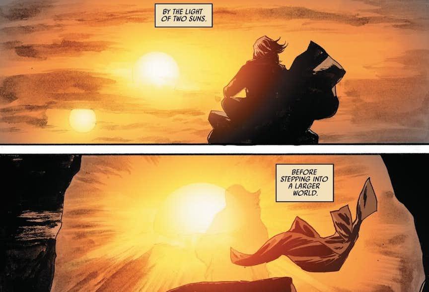 MARVEL - STAR WARS The Last Jedi Luke-d11