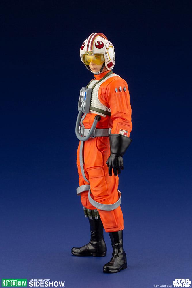 Luke Skywalker ANH Pilot - ARTFX+ 1/10th - Kotobukiya Luke-s13
