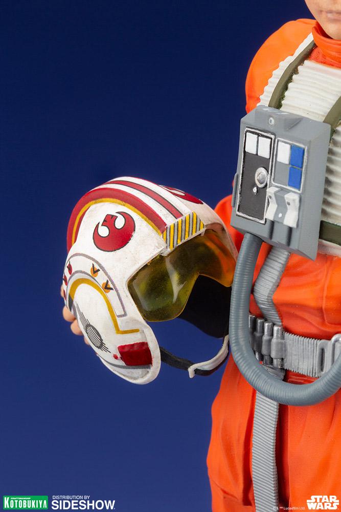 Luke Skywalker ANH Pilot - ARTFX+ 1/10th - Kotobukiya Luke-s14