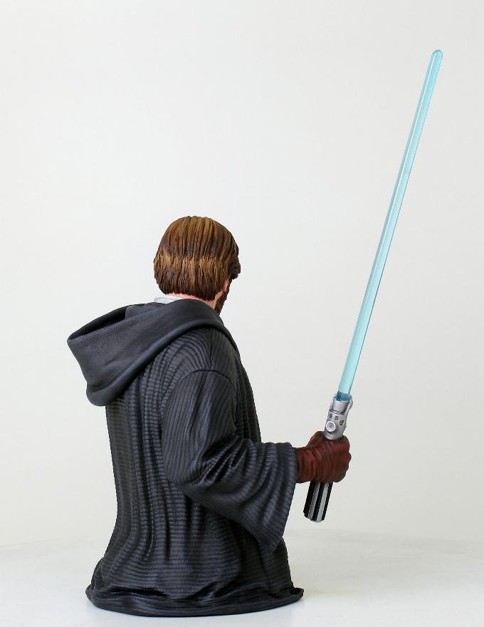 Gentle Giant - LUKE SKYWALKER - The Last Jedi 1:6 Resin Bust Luke_b12