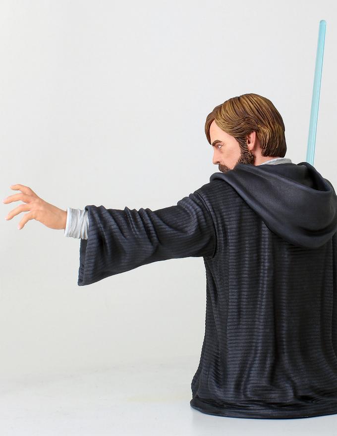Gentle Giant - LUKE SKYWALKER - The Last Jedi 1:6 Resin Bust Luke_b14