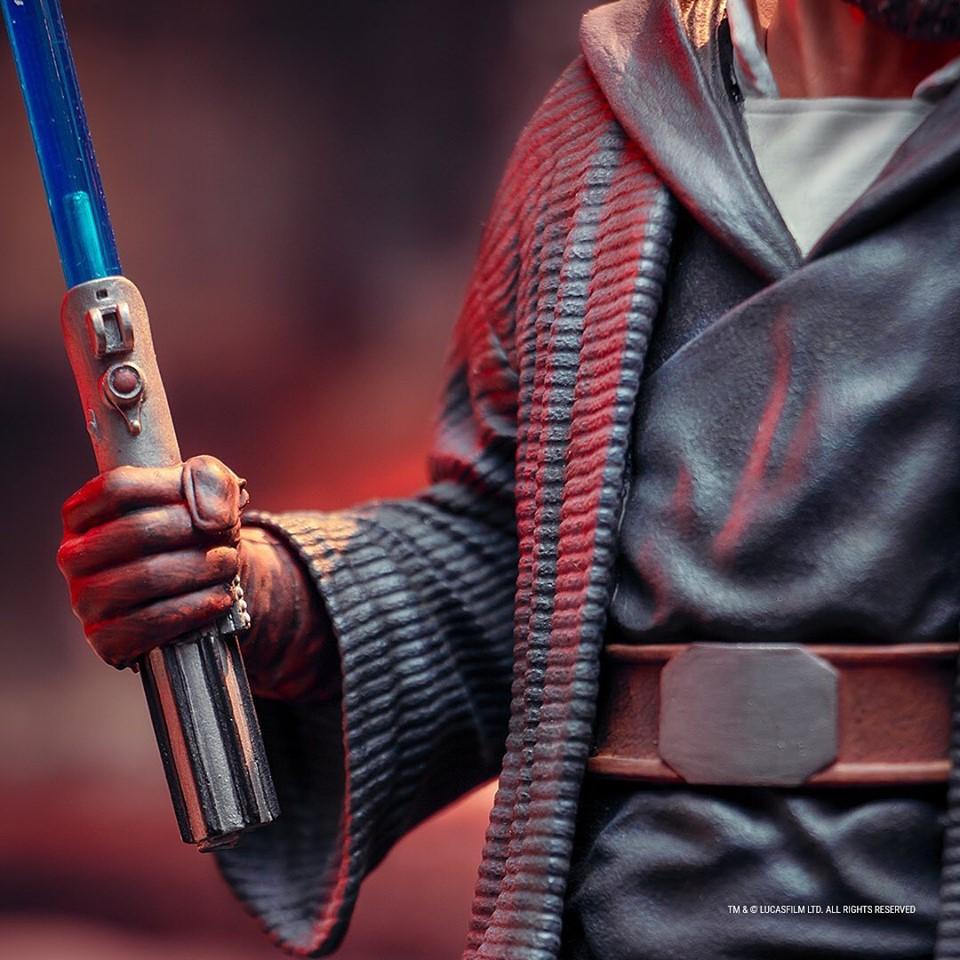 Gentle Giant - LUKE SKYWALKER - The Last Jedi 1:6 Resin Bust Luke_b20
