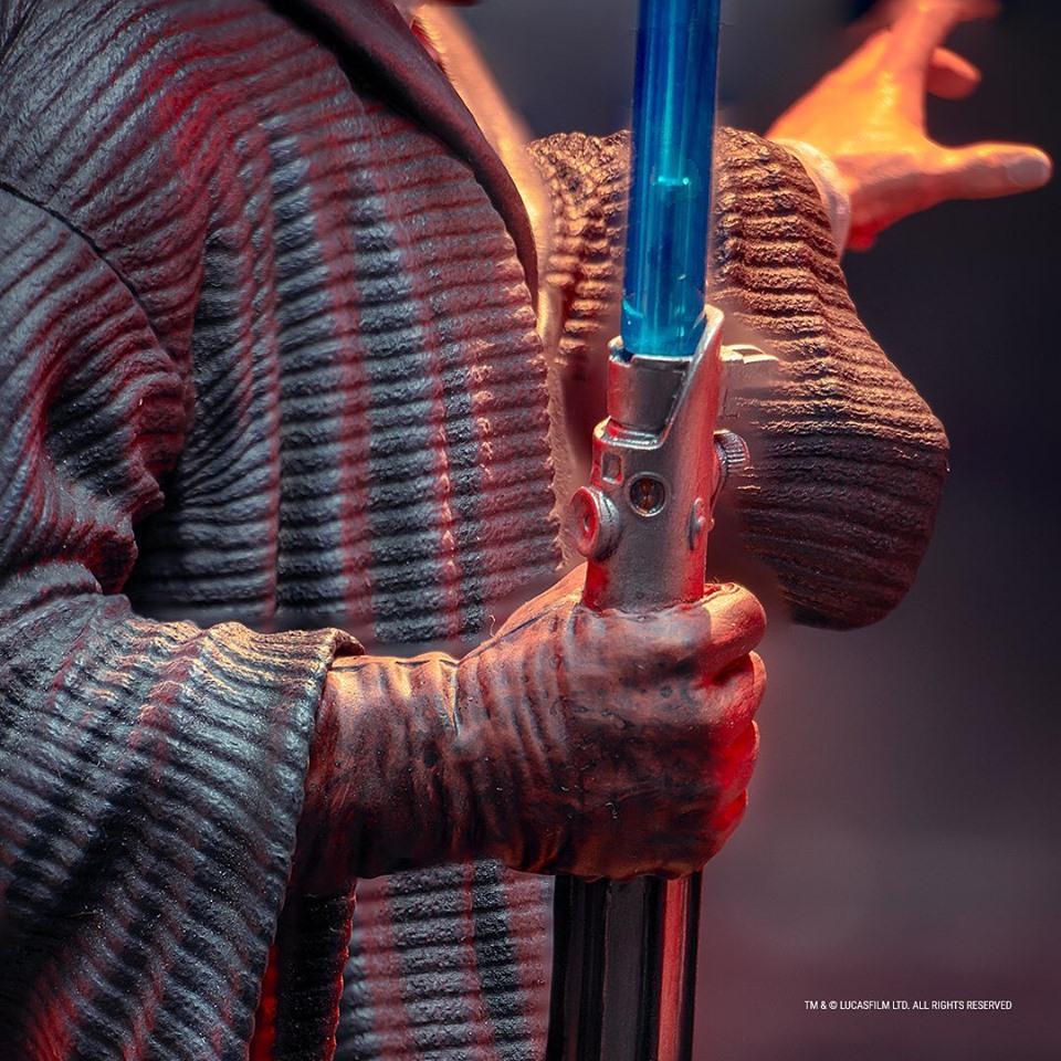 Gentle Giant - LUKE SKYWALKER - The Last Jedi 1:6 Resin Bust Luke_b22
