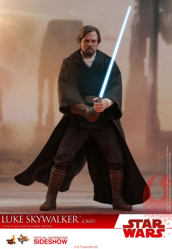 Hot Toys Star Wars Luke Skywalker (Crait) Sixth Scale Figure Luke_c11