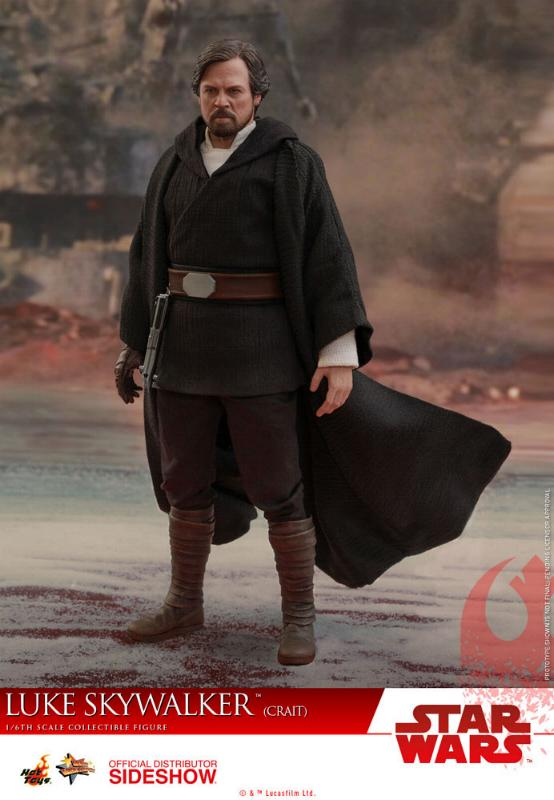 Hot Toys Star Wars Luke Skywalker (Crait) Sixth Scale Figure Luke_c13