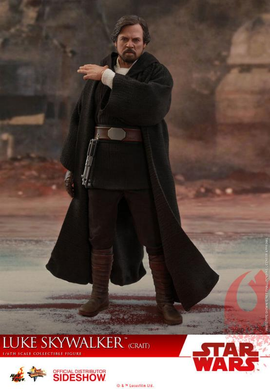 Hot Toys Star Wars Luke Skywalker (Crait) Sixth Scale Figure Luke_c14