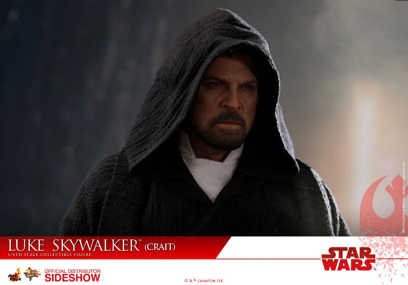 Hot Toys Star Wars Luke Skywalker (Crait) Sixth Scale Figure Luke_c21