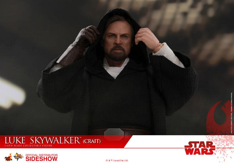 Hot Toys Star Wars Luke Skywalker (Crait) Sixth Scale Figure Luke_c22