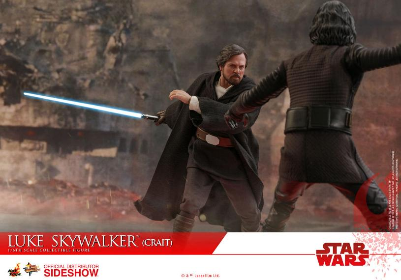 Hot Toys Star Wars Luke Skywalker (Crait) Sixth Scale Figure Luke_c24