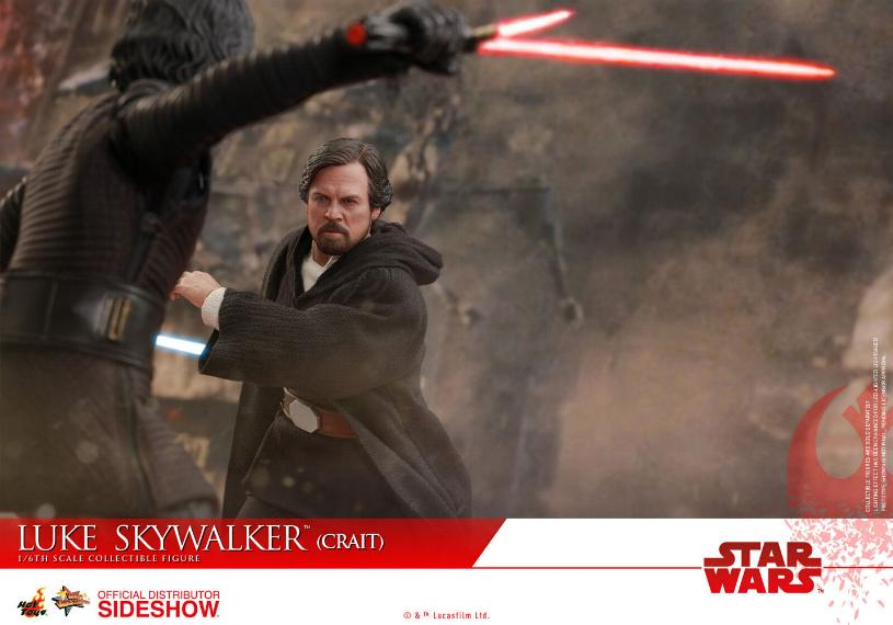 Hot Toys Star Wars Luke Skywalker (Crait) Sixth Scale Figure Luke_c25