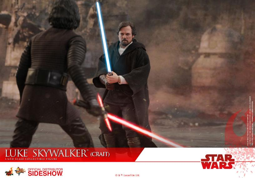 Hot Toys Star Wars Luke Skywalker (Crait) Sixth Scale Figure Luke_c26