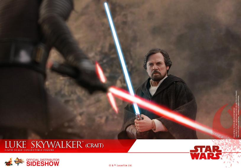 Hot Toys Star Wars Luke Skywalker (Crait) Sixth Scale Figure Luke_c27