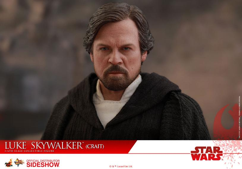 Hot Toys Star Wars Luke Skywalker (Crait) Sixth Scale Figure Luke_c28