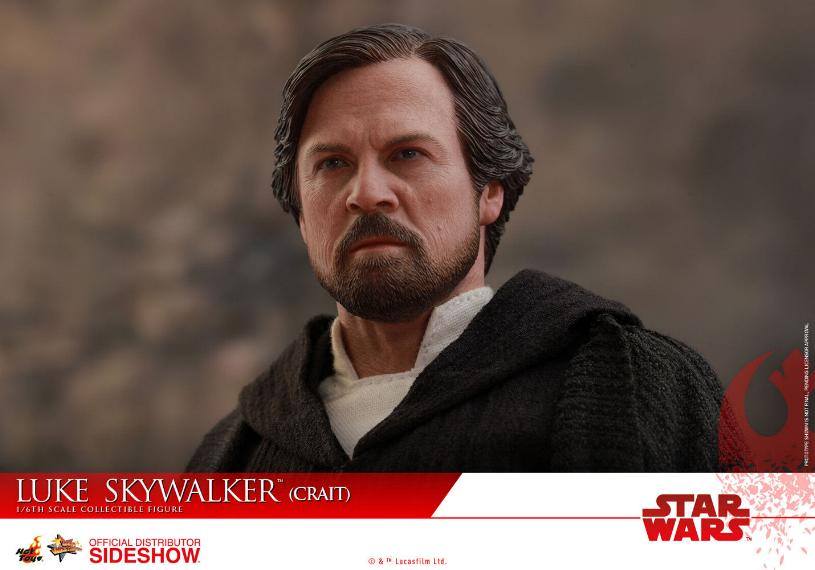 Hot Toys Star Wars Luke Skywalker (Crait) Sixth Scale Figure Luke_c29