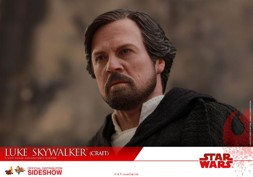 Hot Toys Star Wars Luke Skywalker (Crait) Sixth Scale Figure Luke_c30
